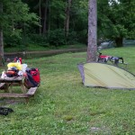 Spring Creek Campground, Tennessee