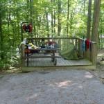 Camping at Lake Barkley State Park, Kentucky
