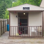 Free cabin in Chester, Illinois