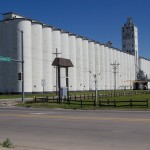 Grain elevators are the skyscrapers of Kansas!