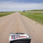Shortcut near Limon, CO that Google Maps didn't know of.