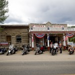 Virginia City was made for bikers!