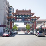 Chinatown Gate in Seattle.